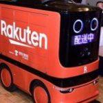 楽天、陸・空のロボットで無人配送実現へ-中国EC最大手の京東集団と連携 – CNET