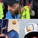 メッシ、ベジータが好き?ドラゴンボールの帽子を被りファンサービス!海外メディアで話題に : カルチョまとめブログ