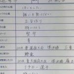 【朗報】中日根尾さんの字が美文字すぎると話題に。これはポジれる : なんじぇいスタジアム