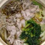 鍋に野沢菜漬けを入れるとすごくおいしい – ぐるなび みんなのごはん