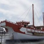 昔は「遣唐使船は難破しまくった」が定説だったが最近の説では違う模様 – Togetter