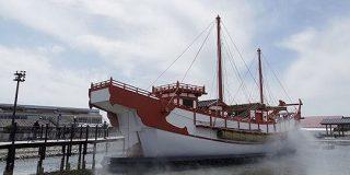 昔は「遣唐使船は難破しまくった」が定説だったが最近の説では違う模様 - Togetter
