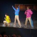【朗報】元SMAPの3人、イベントで元気な姿を見せる:キニ速