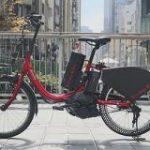 ドコモ、タイヤの跡が広告になる自転車を開発 | TechCrunch