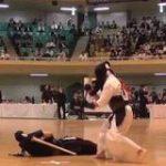 警察剣道は足払いがある。「 #本当に一瞬の出来事で何で転んだか分からない 」 #剣道 – Togetter