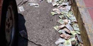 ハイパーインフレ169万%という数字を叩き出したベネズエラでは、紙幣の扱いがこんなことになっているらしい - Togetter