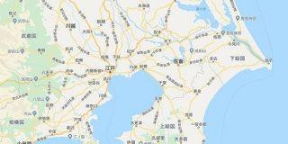 Googleマップが話題なので「江戸時代(1840年ごろ)にGoogleマップがあったら」という地図を作ってしまった人現る「こういうの好き」 - Togetter