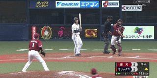 楽天・キャッチャー銀次、山なり送球で盗塁を刺す : なんJ(まとめては)いかんのか?