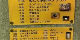 使うと年寄り認定される!?『昭和言葉ランキング』の貼り紙が発見される「全部現役」「ところどころ平成混じってる」 - Togetter