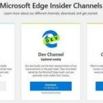 Chromium版EdgeのCanary版と開発者版リリース – ITmedia
