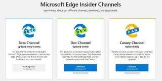 Chromium版EdgeのCanary版と開発者版リリース - ITmedia