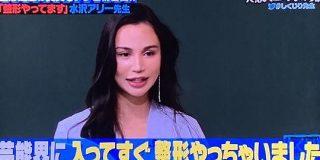 水沢アリー先生「正直、把握してないくらい(整形)してます」作られた顔とキャラで自分を見失うまでを激白 #しくじり先生 - Togetter