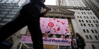 PinterestがNY証取に上場、初値は公開価格を25%上回り時価総額1.4兆円 | TechCrunch
