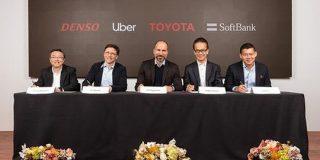 トヨタとソフトバンク、米ウーバーに1100億円を出資。自動運転開発を強化 : IT速報