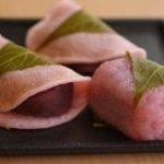 桜餅の葉っぱ「食べる?食べない?」論争、全国和菓子協会の見解は「食べないで!」:キニ速