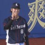 西武・金子のイケメンファインプレー : なんJ(まとめては)いかんのか?