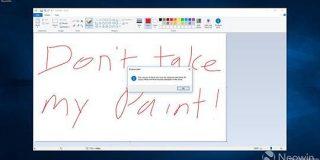 Microsoft「ペイントとかもう使わんやろ。そろそろWindowsから消すわ」 → 世界中の嘆きの声で継続へ : 【2ch】コピペ情報局