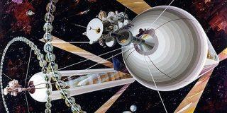 「何ダムのお陰なんだ...」スペースコロニーのイメージを聞かれてさらっと言える日本人が多いのが、外国の宇宙関係者には驚きらしい - Togetter