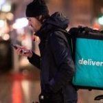 Amazonがフード配達サービスDeliverooの633億円調達を主導 | TechCrunch