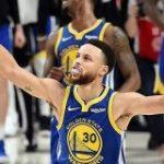 OTの末にウォリアーズがブレイザーズに勝利、4連勝で5年連続のNBAファイナル進出決定 | NBA