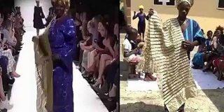 完コピ! ウォーキングからのダンスしたアフリカのファッションショーを、子供たちがモノマネしてる映像が可愛すぎる! - Togetter