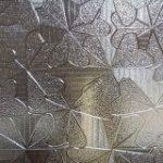 昔懐かしい「昭和型板ガラス」レトロ感がたまらんこのガラス、まだ家にある人が多いのでいろいろ集めてみた – Togetter