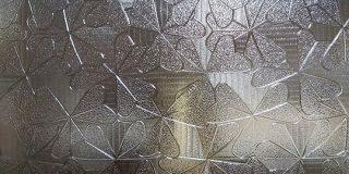 昔懐かしい「昭和型板ガラス」レトロ感がたまらんこのガラス、まだ家にある人が多いのでいろいろ集めてみた - Togetter