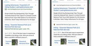 Google、モバイル検索結果をリニューアル。ファビコン表示のデザインに | 海外SEO情報ブログ