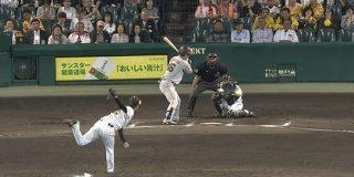 【GIF】 阪神・高橋遥人、糸を引くようなストレートで奪三振ショー : なんJ(まとめては)いかんのか?