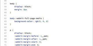Chrome、Safari、Firefox、Edge 各ブラウザごとのデフォルトのスタイルシート、user agent stylesheetのまとめ | コリス