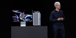 Apple、新型「Mac Pro」を発表。最高のデザインとモンスター級の性能(メモリ1.5TB、28コアIntel Xeon)。お値段5999ドルから : IT速報