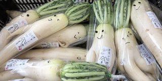 農家「大根の形悪いなぁ・・・せや!」|暇人速報