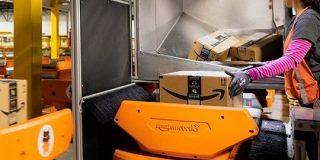 アマゾン、倉庫内での仕分けを担当する新型ロボット「Pegasus」800台が稼働 - CNET