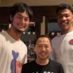 ダルビッシュ、NBAドラフト控える八村塁と対面 身長に驚き「いやーデカかった笑」|MLB NEWS
