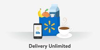 ウォルマートの食料日用品配達が年間98ドルで無制限利用できるように | TechCrunch