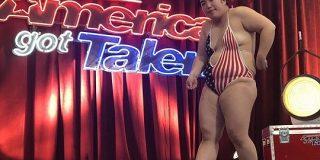 アメリカの人気オーディション番組でひるまずボケ倒すゆりやんレトリィバァさんのハートの強さに称賛の声 - Togetter