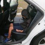 地元のお祭りでパトカーが展示されてて、息子がそれに乗ったら警察に「雰囲気出てるね」と褒められた – Togetter