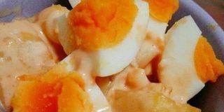 材料2つで速攻完成!「卵とポテトのサラダ」味バリエ4選 | クックパッドニュース