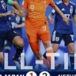 【海外の反応】「日本が気の毒だ」なでしこ、土壇場でのPK献上でオランダに敗戦…PK判定に批判続出 | NO FOOTY NO LIFE