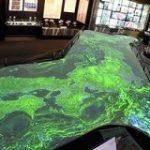 日本列島の立体模型地図がすごすぎて動けなくなりました : デイリーポータルZ