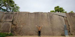 大阪城は400年前の全国巨石見本市 : デイリーポータルZ
