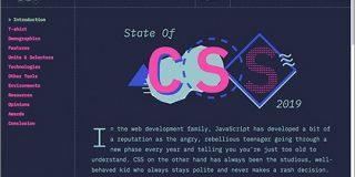 2019年、CSSのプロパティ・機能やツールについて使用状況や認知度を徹底調査 -The State of CSS 2019 | コリス