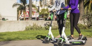 Uberは自転車やスクーターを前線に配備   TechCrunch