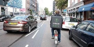 Uber Eats、次の一手は「事前注文」-「配達」から「予約」へと進化を遂げる小売戦略は都市型レストランの救世主になるか? - THE BRIDGE