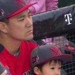 田中将大の息子、かわいい! : なんJ(まとめては)いかんのか?