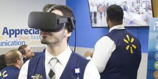 ウォルマートは1万人の従業員に「VR昇進テスト」を受けさせている - GIGAZINE