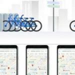 「Googleマップ」でシェア自転車の情報をリアルタイム提供-残っている台数も掲載 – CNET