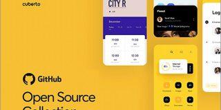 スマホ用の気持ちいいインタラクションを豊富に備えた、オープンソースのUIコンポーネント -Cuberto | コリス