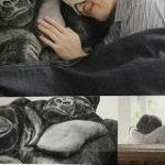 俺たちのフェリシモがまたやってくれた…!イケメンゴリラ『シャバーニ』の腕枕クッションが登場「ドキドキしちゃう」「野生の匂いつきか?」 – Togetter