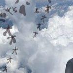 飛行機に乗ってる時間って暇だから、雲の写真撮ってラクガキするとめっちゃ楽しいよ!「暇つぶしの天才」「子供なら何時間でもやりそう」 – Togetter